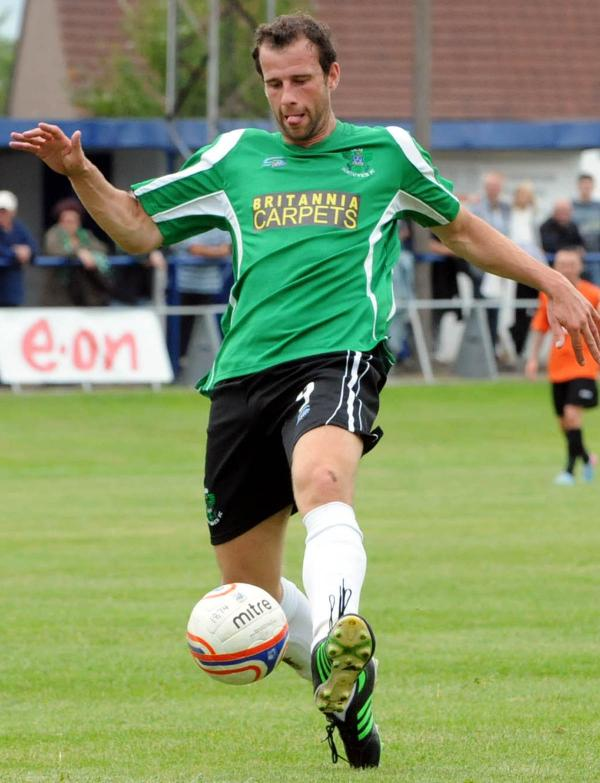 Mike Brandon was on target for 1874 Northwich in a draw at West Didsbury & Chorlton on Saturday