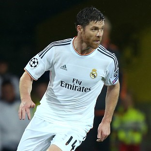 Bayern Munich have made a move for Xabi Alonso