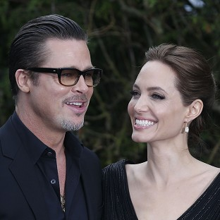 Brad Pitt and Angelina Jolie married at Chateau Miraval in France