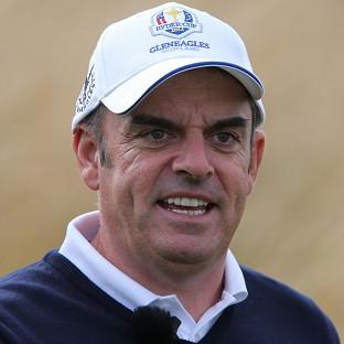 Paul McGinley will name his wild card selections
