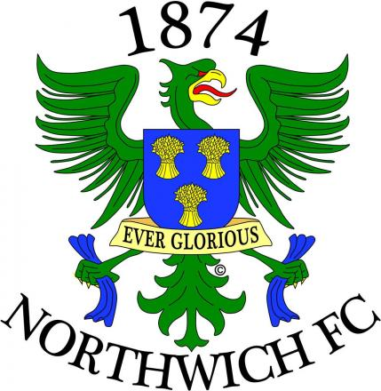 The crest picked by 1874 Northwich supporters as their favourite in a selecti