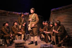 Overwhelming run for Harlequin's First World War play