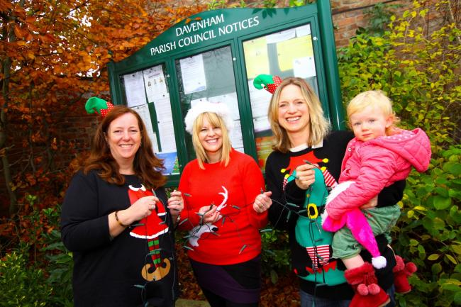 A Christmas To Remember.Davenham Plans A Christmas To Remember Northwich Guardian