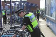 PEDAL POWER: Keep your bike safe from thieves