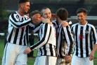Barnton's players have had plenty to smile about since Allan Glover replaced Andy Burgess as manager