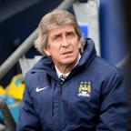 Northwich Guardian: Manuel Pellegrini does not feel his Manchester City side have any 'problem with motivation'
