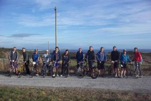 PEDAL POWER: Cyclists gear up for tough Snowdon mountain challenge