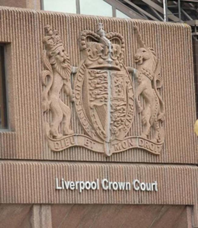 Rushe is on trial at Liverpool Crown Court