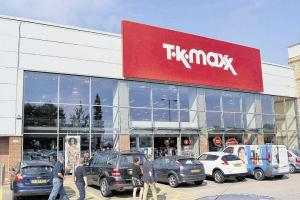 TK Maxx plan to build a new store on the corner of London Road and Chester Way
