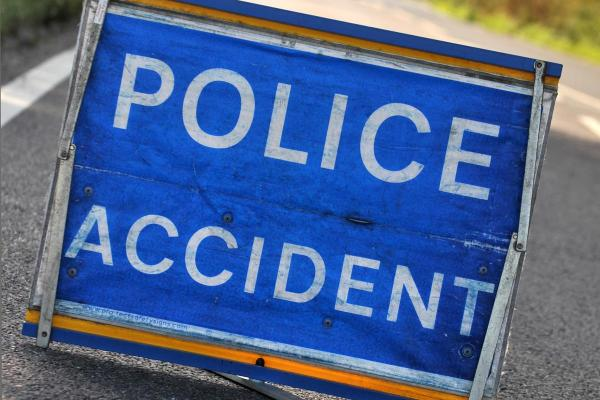 Man dies in four-car Middlewich Road crash