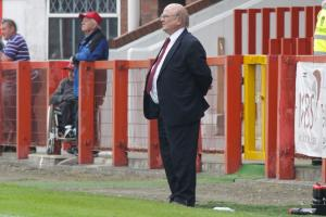 Ogden happy to continue as Witton caretaker boss