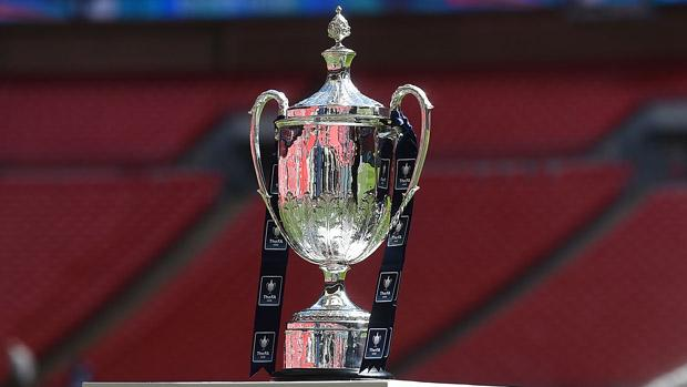 Northwich Victoria are part of a semi-finals line-up for the FA Vase that includes Chertsey Town, Cray Valley PM and Canterbury City. They discover the identity of their next opponents on Monday