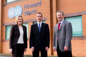 New man at Howard Worth looks to develop links with farmers