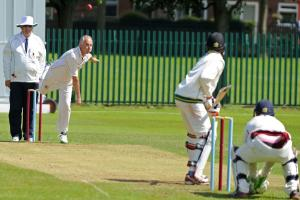 Barnton captain Simon Hancock chipped in with a pair of wickets during his side's victory against Middlewich in Division One last weekend