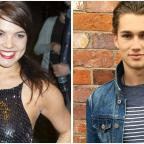 Northwich Guardian: Strictly platonic! Pro dancer Chloe Hewitt denies romance with co-star AJ Pritchard