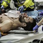 Northwich Guardian: The Fall opens to gory hospital scenes, but it's a little too realistic for viewers