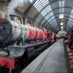 Northwich Guardian: The Wizarding World of Harry Potter - Hogwarts Express at Universal Orlando Resort.