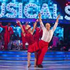 Northwich Guardian: Strictly Come Dancing quarter-final highlights: sequins, singing, dancing and bouncing bottoms