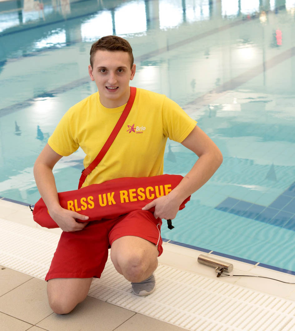 Bravery awards to lifeguards who saved man in cardiac arrest in ...