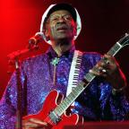 Northwich Guardian: Family backing plans to release music from Chuck Berry's new album