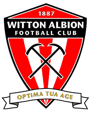 Witton 0 Hednesford 2: Albion lost in red mist