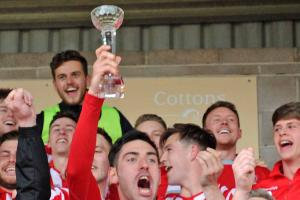 Captain Anthony Gardner and his Witton Albion teammates now know who they will face in the Northern Premier League's top-flight next season