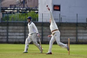 Adrian Burden claimed another five-wicket haul for Kingsley when they won at Oakmere in Division Two on Saturday