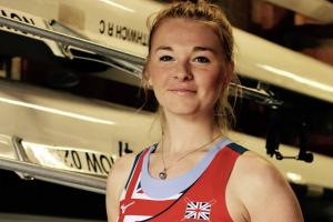 Beth Willford-Dutton, of Northwich Rowing Club, represented Great Britain during the European Rowing Junior Championships at the weekend. Picture: Rachel Hooper