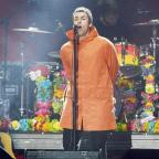 Northwich Guardian: Liam Gallagher dedicates Glastonbury song to terror and fire victims