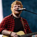 Northwich Guardian: Ed Sheeran hits back after being accused of using a backing track at Glastonbury