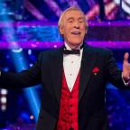 Northwich Guardian: Sir Bruce Forsyth (Guy Levy/BBC/PA)
