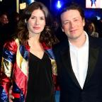 Northwich Guardian: Jools and Jamie Oliver (Ian West/PA)