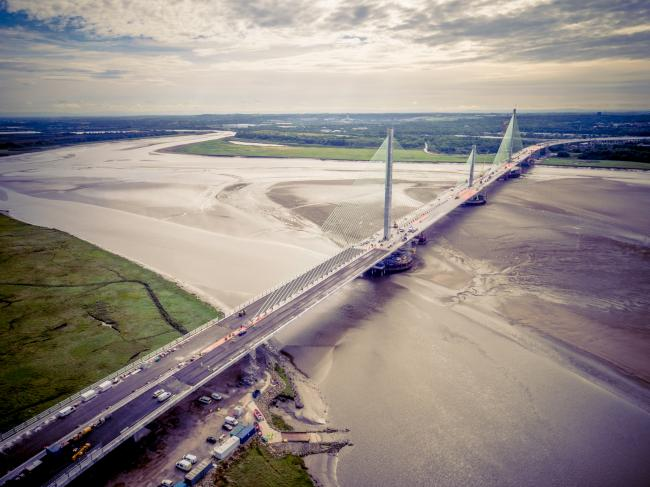 The Mersey Gateway toll bridge could open as early as mid-September