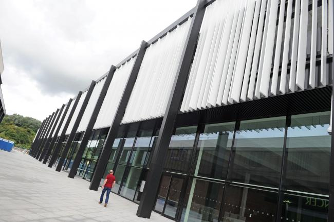 There are 28 vacant units inside Barons Quay