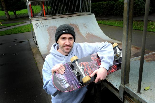 Campaigners seek fresh support for Verdin Park skatepark | Northwich