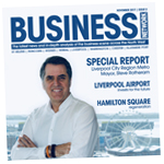Northwich Guardian: business network nov cover