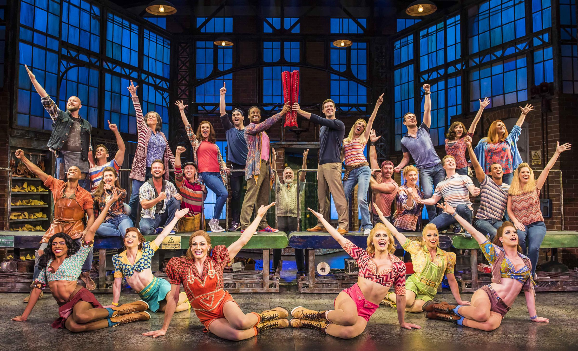 Kinky Boots in the West End
