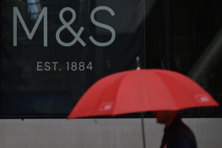 Marks & Spencer could be set to announce store closures
