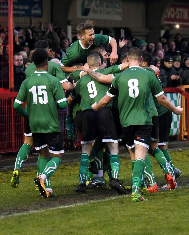 Leighton Town V 1874 Northwich Fa Vase Match Preview Northwich