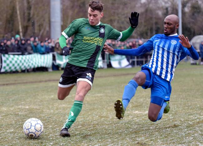 Thatcham Hold Lead Over 1874 Northwich In Fa Vase Semi Final