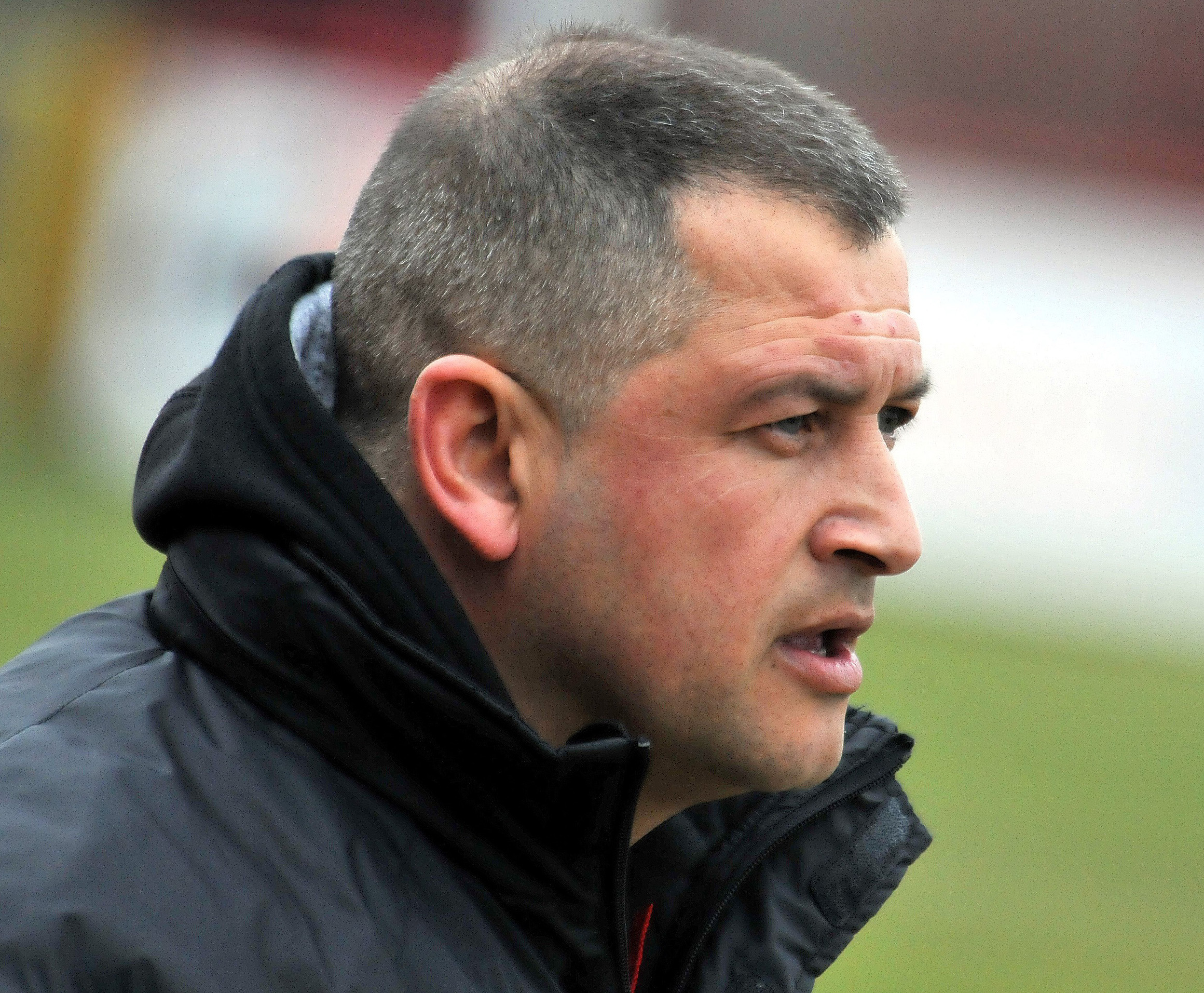 Carl Macauley, Witton Albion's manager
