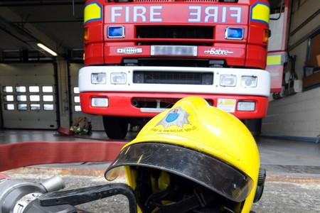 Firefighters called to chimney fire at Lach Dennis farmhouse