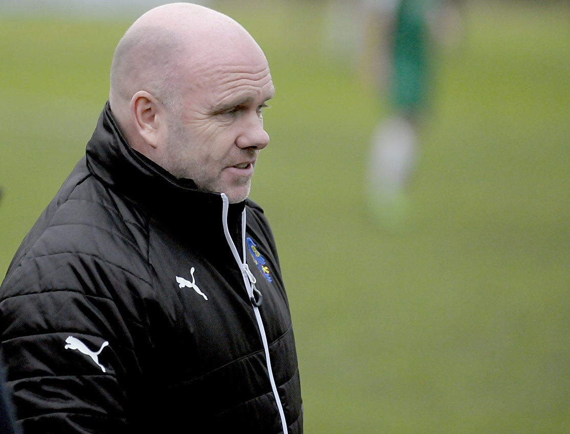 Steve Wilkes, Northwich Victoria's manager