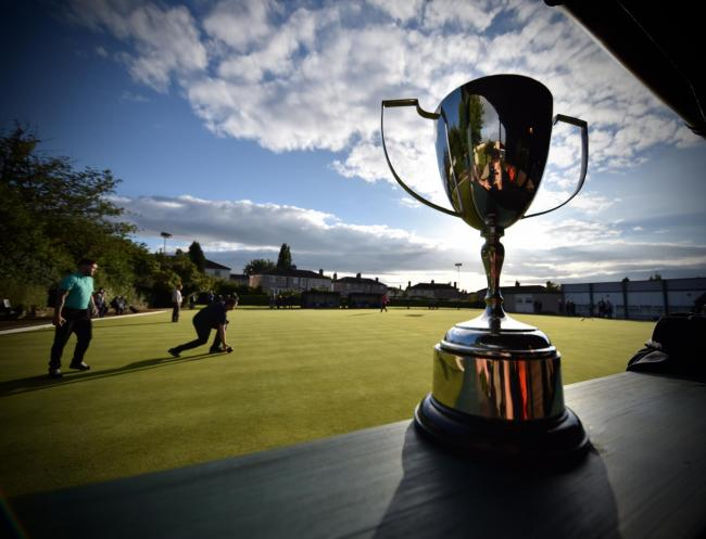 A long list of hopefuls to win the Guardian Cup has been whittled down to eight bowlers following Monday's intermediate round at Davenham