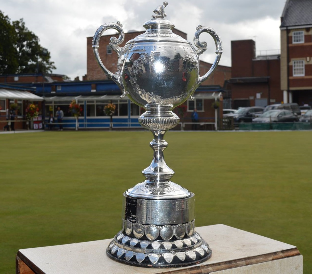 Castle, Comberbach, Rudheath and Wharton Cons all made it safely through to the last 16 of the Cheshire County Bowling Association's Brunner Cup with victories on Saturday afternoon