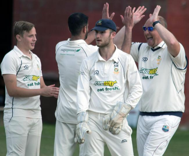Weaverham are hoping to complete a double over Warrington when the teams meet in the Cheshire County League on Saturday. Picture: Rob Hardley