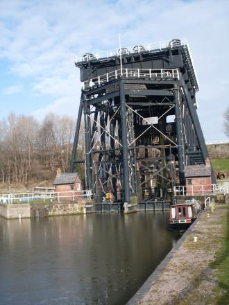 February family fun day at Anderton Boat Lift