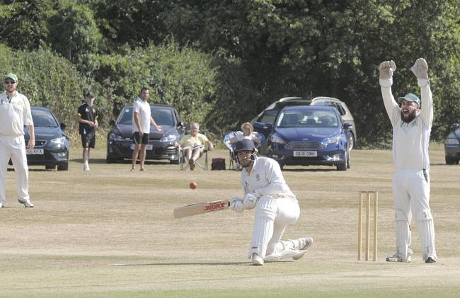 Slade Mitrovich was in destructive form again at the crease for Oakmere against Wilmslow when they collected points they needed to secure promotion as champions