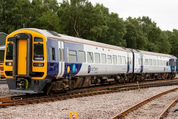 Northern unveils first digital train with free Wi-Fi - first look inside