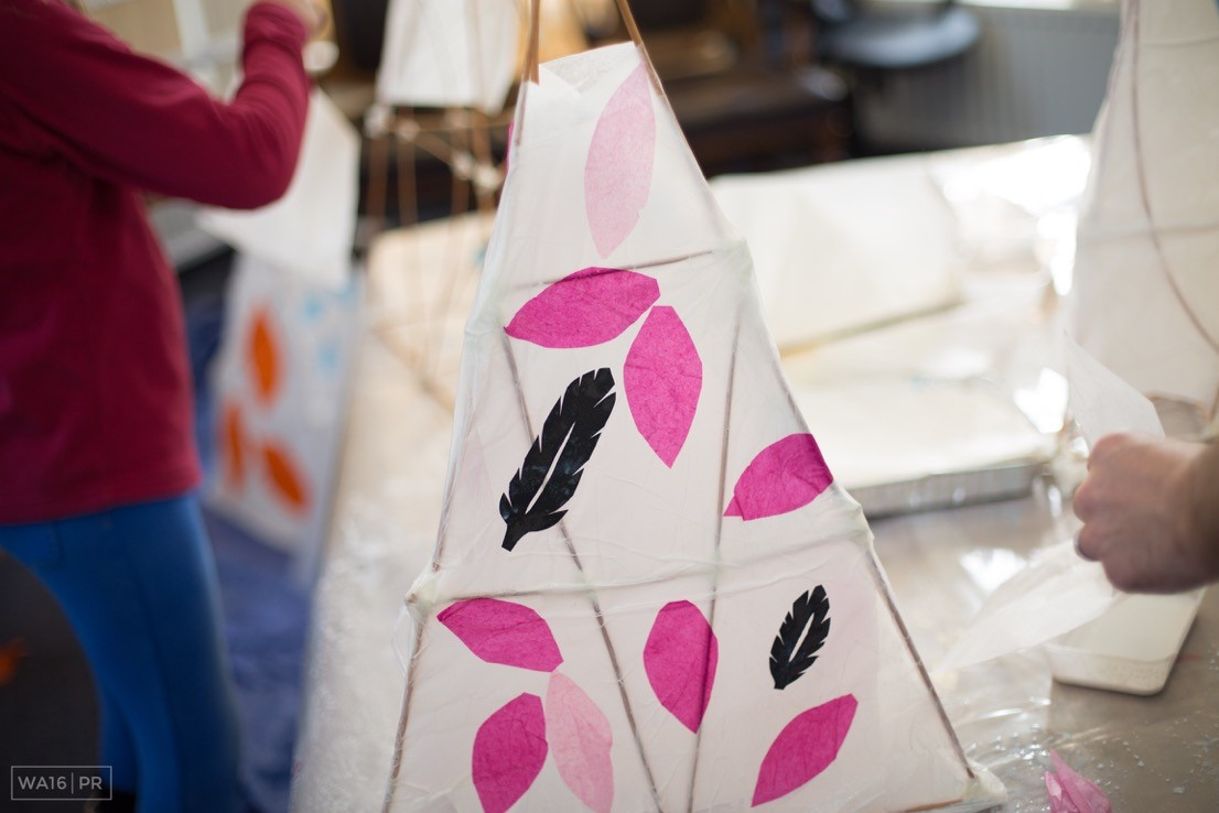Christmas Lantern Making Workshop